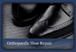 orthopaedic shoe repairs