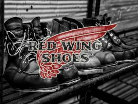 REDWING REPAIRS AT ORIGINAL COBBLERS UK